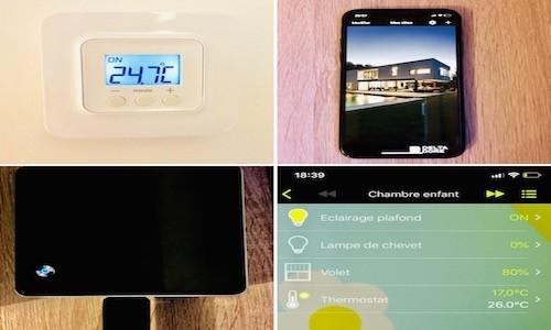 Thermostat connecté DELTA DORE