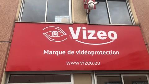 Visite des locaux du fabricant VIZEO spécialiste en vidéoprotection