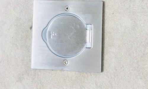 Installation spots encastrés ARIC